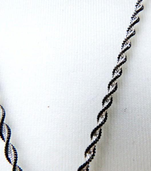 Silberkette gedreht 3951